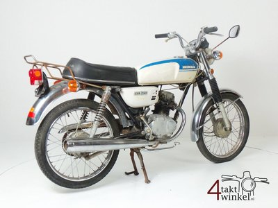 Coming soon! Honda CB50 K1, Japanese, 3365 km