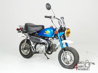 Honda Monkey, Japanese, 4808 km