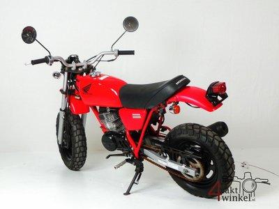 Honda Ape, Japanese, 4056 km