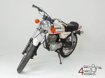 RESERVED! Honda CB50 JX, Japanese, 37095 km