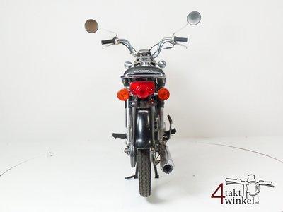 Honda CD50, Japanese, 11706 km
