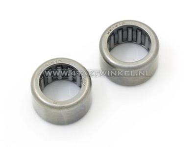 Bearing set, needle bearings for gearbox