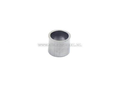 Heat protector mounting gasket ring, SS50, ZB, PBR, original Honda