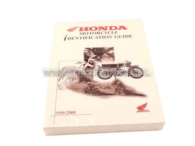 Honda models book