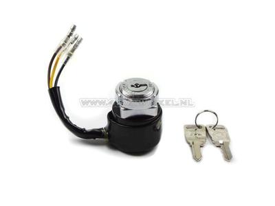 Ignition lock, C320 (C310 usable), original Honda