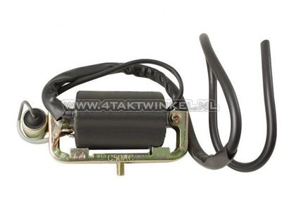 Ignition coil Novio, Amigo, PC50, P50, PS50, aftermarket, with condenser