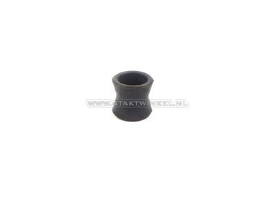 Shock absorber collar bush rubber CB50 top & bottom, original Honda