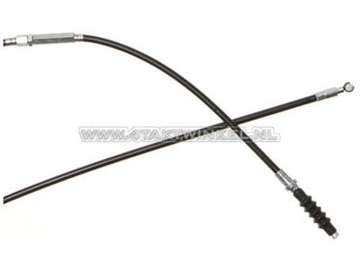 Clutch cable, Dax OT, 85cm, standard, black, Japanese