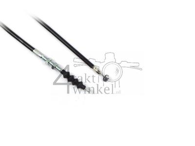 Clutch cable, CB50, (CY50), 92cm, black, original Honda