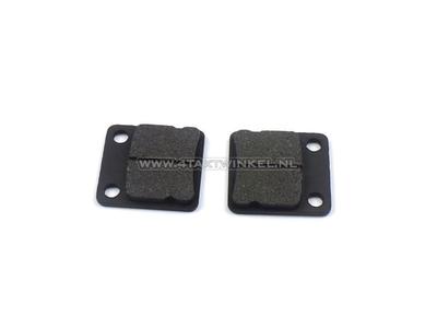 Brake pads rear Madass hydraulic caliper