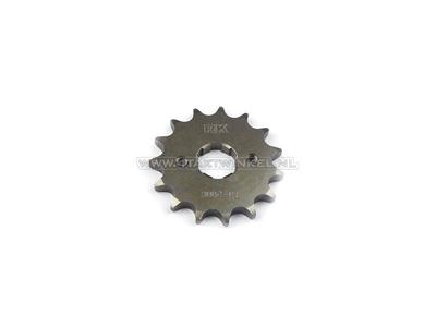 Front sprocket, 428 chain, C90 OT, S90, 15