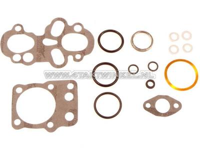 Gasket set A, head & cylinder, C310S, C320S, C100 Athena