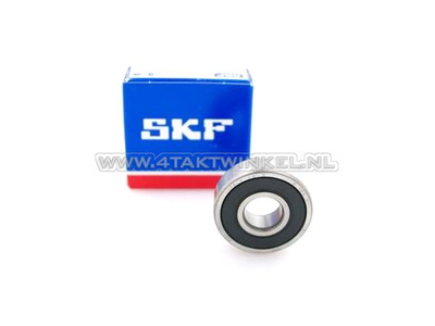 Bearing 6301, double sealed rear wheel C50, SS50, CD50, Dax, CB50, CY50