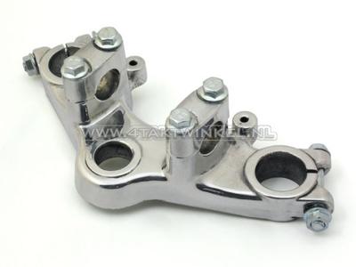 Triple clamp Zhenhua Ape 50 aluminum
