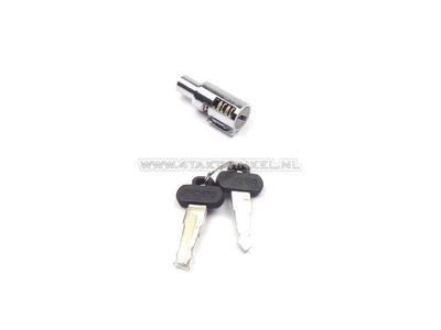Steering lock Dax NT, aftermarket