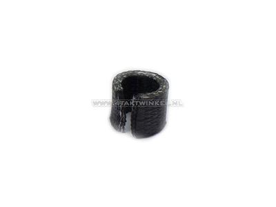 Heat protector mounting gasket ring, Dax, SS50, original Honda