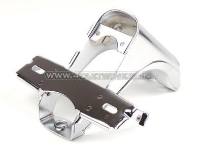 Taillight bracket Dax, chrome, original Honda
