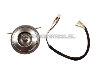 Horn 6 volt, SS50, CD50 bracket, aftermarket