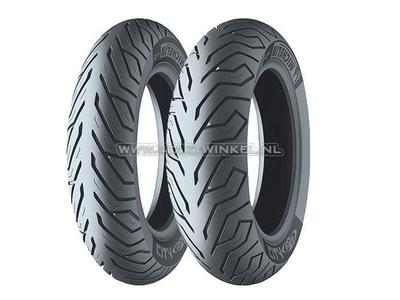 Tire 12 inch, Michelin City grip, set 120-70 & 130-70