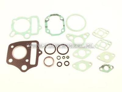 Gasket set A, head & cylinder, C50, SS50, Dax, 50cc, A-quality
