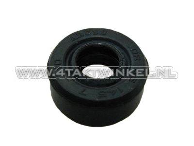 Seal 06.5-14.5-7 CB50 tachometer connection, original Honda