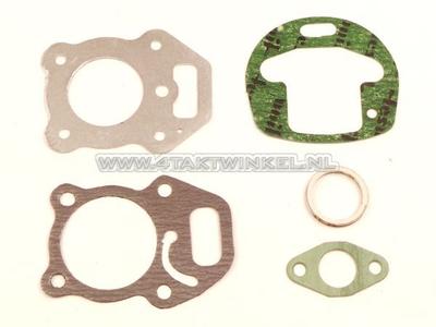 Gasket set A, head & cylinder, C310A, C320A, aluminum