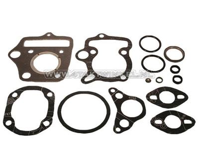 Gasket Set A, Head & Cylinder, C50, SS50, Dax, 50cc, Taiwan