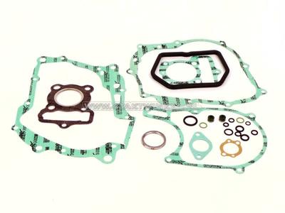Gasket set AB, complete, 50cc, CB50, CY50, Athena