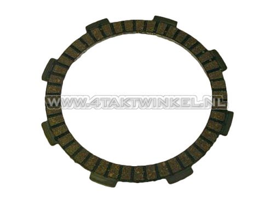 Clutch friction plate CB50, CY50, nice, aftermarket