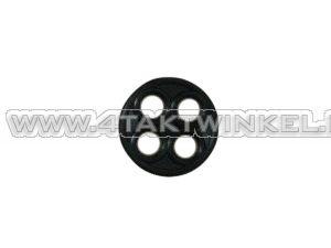 Fuel cock rubber, SS50, CD50, original Honda