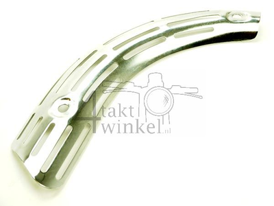 Heat protector exhaust pipe, Z50a above, a-qualtity.