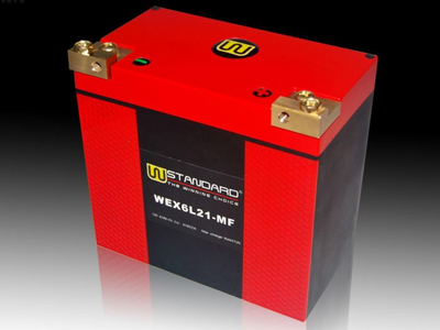 Battery Lithium 12 volt 21 ampere L.