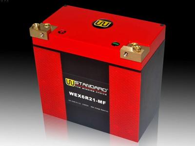 Battery Lithium 12 volt 21 ampere R.