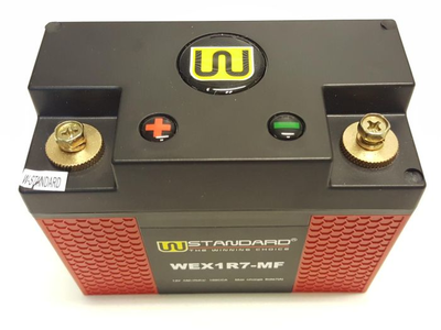 Battery Lithium 12 volt 7 ampere R.
