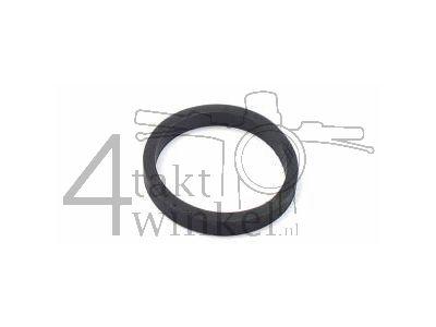 Air filter, foam ring between air filter and body, Novio, Amigo, PC50, alternative