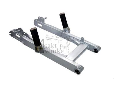 Swingarm C50, C70, C90, SS50, CD50 steel square, with steps