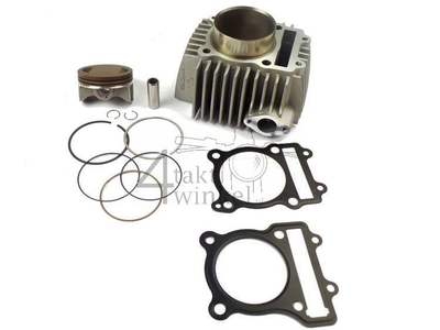 Cylinder kit, with piston & gasket 212cc, for Zongshen 190 cc