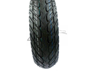 Tire 10 inch, Kenda K418, 120/70, whitewall