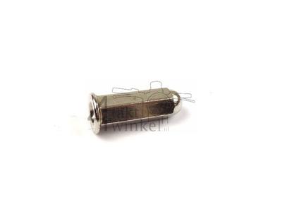 Nut cap, M6, high, e.g. exhaust, aftermarket