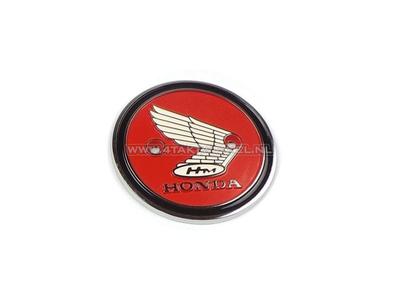 Emblem Z50M Monkey, right, original Honda