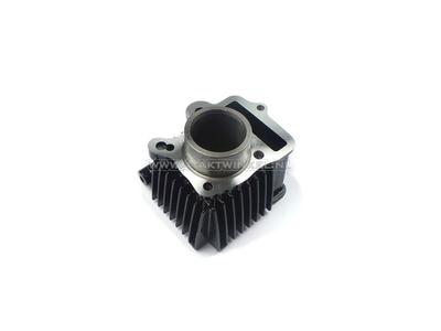 Cylinder 50cc, 39mm aluminum, black aftermarket