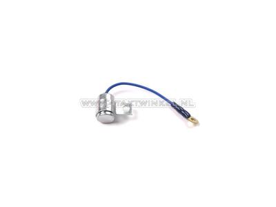 Condenser, Novio, Amigo or PC50, universal with wire and bracket