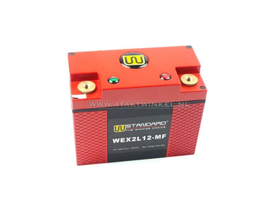 Battery Lithium 12 volt 12 ampere L.