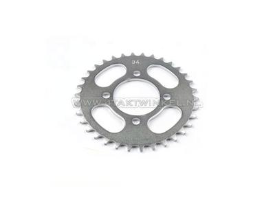 Rear sprocket C310, C320, 34 T 415 chain