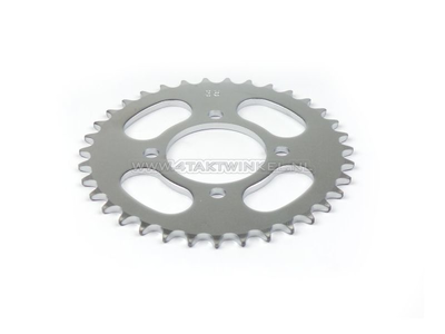 Rear sprocket C310, C320, 35 415 chain