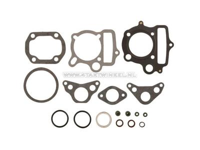 Gasket set A, head & cylinder, C50, SS50, Dax, 47mm, 70cc, R-design