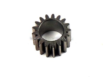 Gear crankshaft 17T for dax st50G2, original Honda