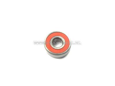 Bearing 6302, double sealed, e.g. Mash Fifty rear wheel