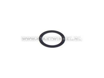 Rear axle, dust ring, 20 mm