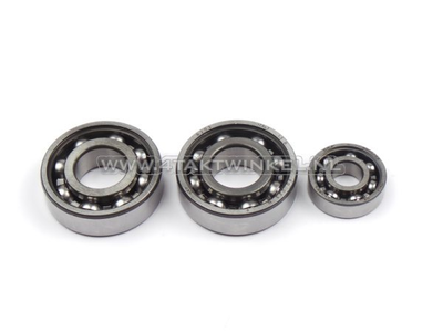 Bearing set, engine, SS50, C50, Dax